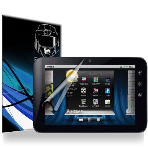 D-Flectorshield Dell Streak 10 Pro Scratch Resistant Screen Protector