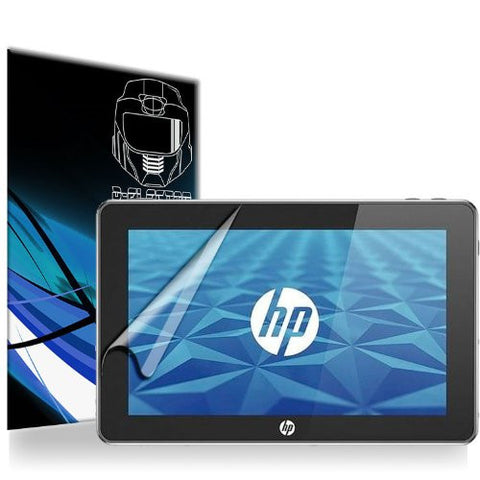 D-Flectorshield HP Slate6 VoiceTab Scratch Resistant Screen Protector - Free Replacement Program