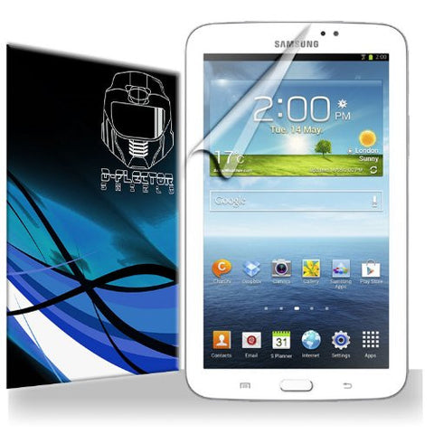D-Flectorshield Samsung Galaxy Tab 3 10.1 Scratch Resistant Screen Protector - Free Replacement Program