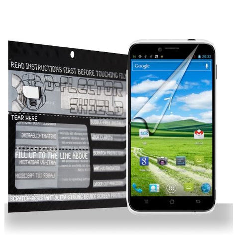 D-Flectorshield Maxwest Orbit Z50 Scratch Resistant Screen Protector - Free Replacement Program