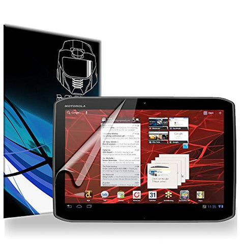 D-Flectorshield Motorola Xoom 2 Media Edition Screen Protector Scratch Resistant / Self Healing Technology / HD Clarity / lint and bubble free Installation