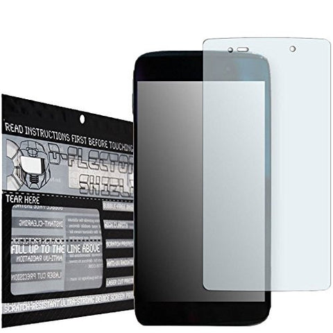 DFlectorshield Premium Scratch Resistant Screen Protector for the Alcatel OneTouch Idol 3 4.7""
