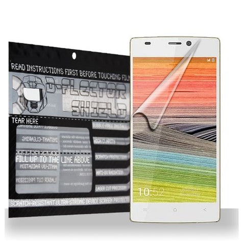 D-Flectorshield Gionee Elife S5.5 Scratch Resistant Screen Protector - Free Replacement Program