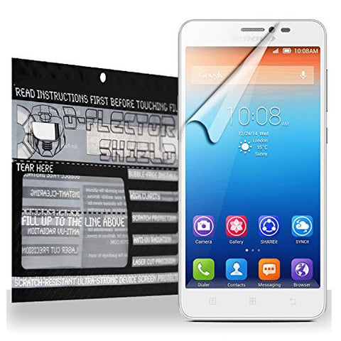 D-Flectorshield Lenovo Tab S8-50 Scratch Resistant Screen Protector - Free Replacement Program