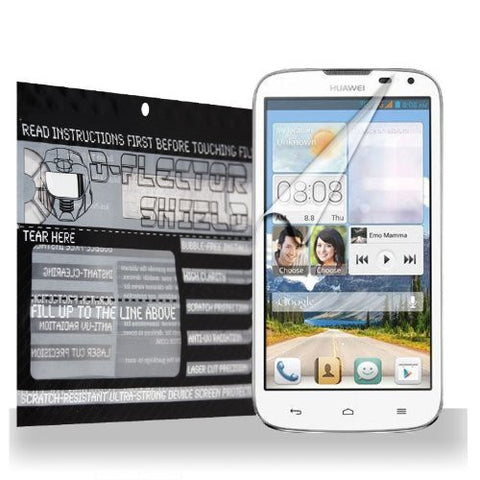 D-Flectorshield Huawei G610S Scratch Resistant Screen Protector - Free Replacement Program