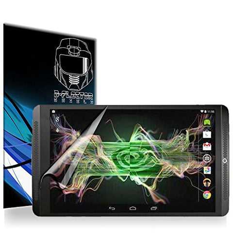 D-Flectorshield Nvidia Shield 2014 Scratch Resistant Screen Protector - Free Replacement Program