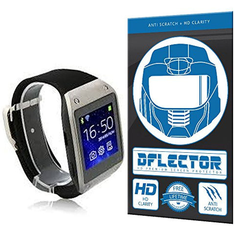 DFlectorshield Premium Scratch Resistant Screen Protector for the The Olympus Watch G2 By Epicgurus