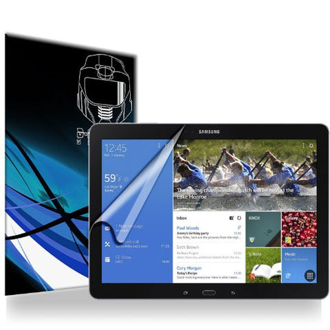 D-Flectorshield Samsung Galaxy Tab PRO 10.1 Scratch Resistant Screen Protector - Free Replacement Program