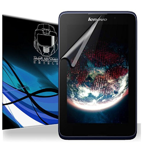 D-Flectorshield Lenovo Tab A7-50 Screen Protector Scratch Resistant / Self Healing Technology / HD Clarity / lint and bubble free Installation
