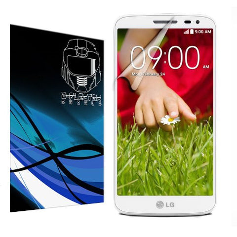 D-Flectorshield LG G2 Mini Scratch Resistant Screen Protector - Free Replacement Program