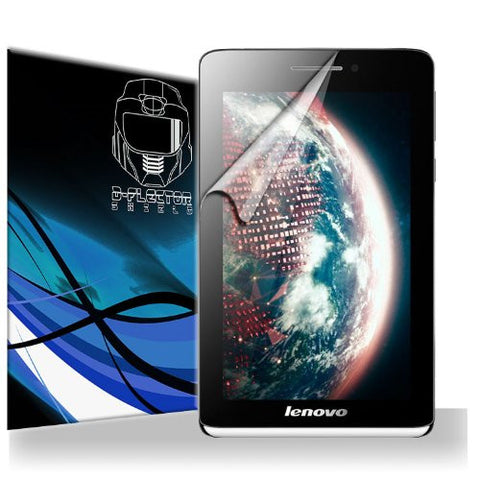 D-Flectorshield Lenovo S5000 Scratch Resistant Screen Protector - Free Replacement Program