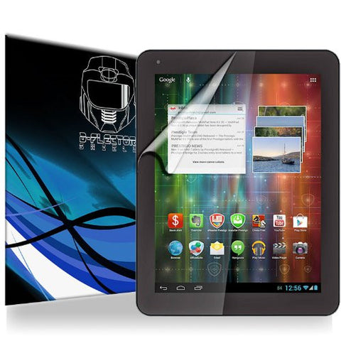 D-Flectorshield Scratch Resistant Prestigio MultiPad 4 Quantum 9.7 Colombia Premium screen protector/anti-scratch/scratch resistant/self-healing technology/oleophobic material/high definition/bubble free install/Precise and accurate fitment