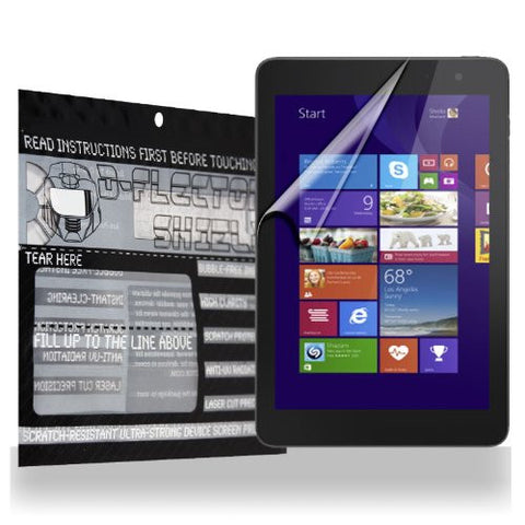 D-Flectorshield Dell Venue 8 Pro Scratch Resistant Screen Protector