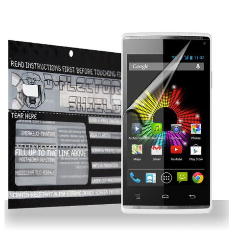 D-Flectorshield Archos 40B Premium Scratch Resistant Screen Protector - Free Replacement Program