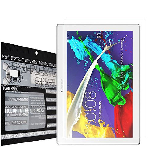 DFlectorshield Premium Scratch Resistant Screen Protector for the Lenovo Tab 2 A10-70