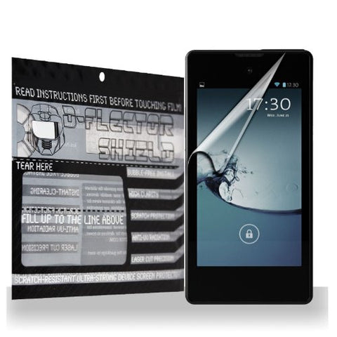 D-Flectorshield Yota Phone Yotaphone Scratch Resistant Screen Protector - Free Replacement Program