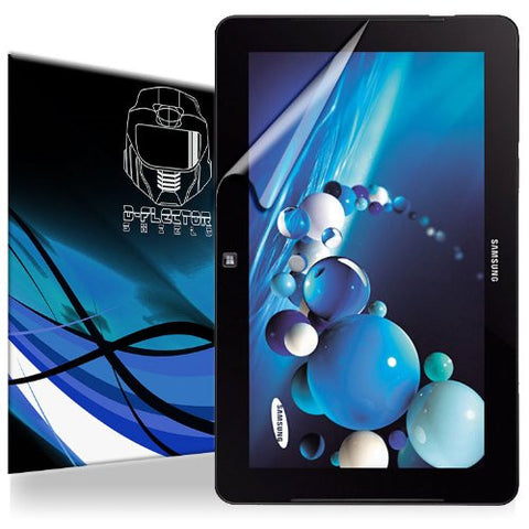 D-Flectorshield Samsung ATIV Tab 7 Scratch Resistant Screen Protector - Free Replacement Program