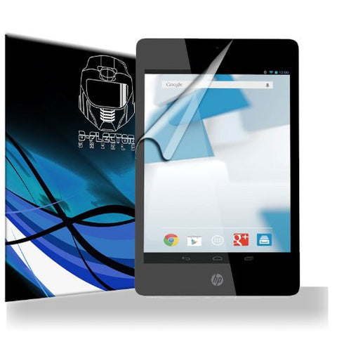D-Flectorshield Scratch Resistant HP Slate 7 Extreme Screen Protector