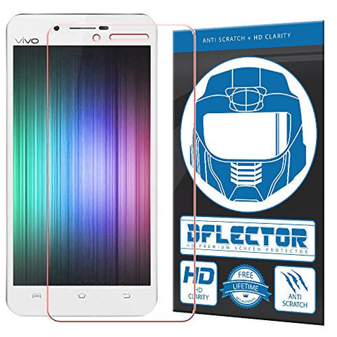 DFlectorshield Premium Scratch Resistant Screen Protector for the Vivo X5 Max