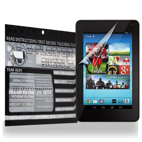 D-Flectorshield Scratch Resistant Dell Venue 7 Screen Protector