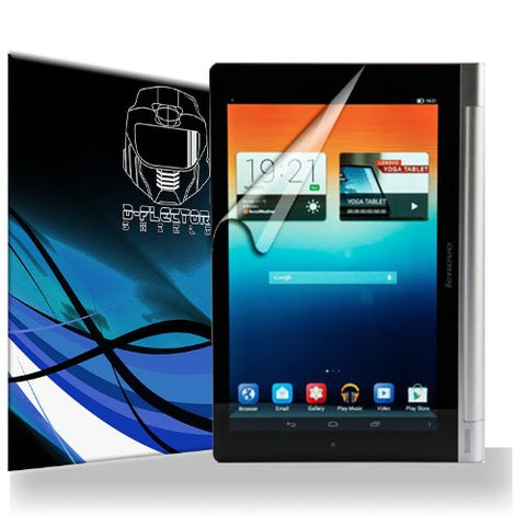 D-Flectorshield Lenovo Yoga 10 Scratch Resistant Screen Protector - Free Replacement Program