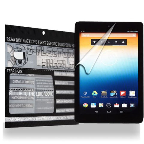 D-Flectorshield Scratch Resistant Dell Venue 8 Screen Protector