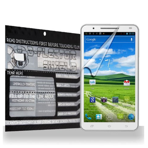 D-Flector Maxwest Orbit 6200 Scratch Resistant Screen Protector - Free Replacement Program