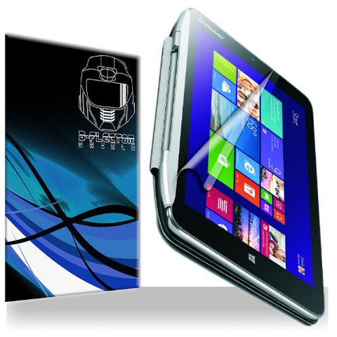 D-Flectorshield Lenovo Miix2 Scratch Resistant Screen Protector - Free Replacement Program