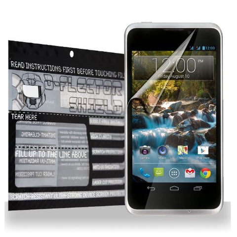D-Flectorshield Gigabyte Simba SX1 Scratch Resistant Screen Protector - Free Replacement Program