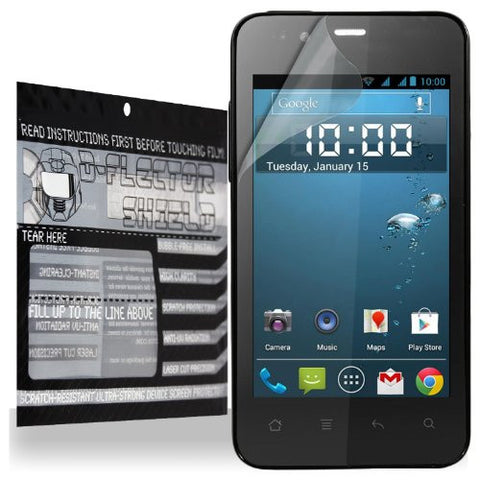D-Flectorshield Scratch Resistant GIGABYTE GSmart Rio R1 Screen Protector - Free Replacement Program