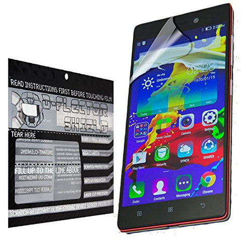 D-Flectorshield Lenovo Vibe X2 Pro Scratch Resistant Screen Protector - Free Replacement Program