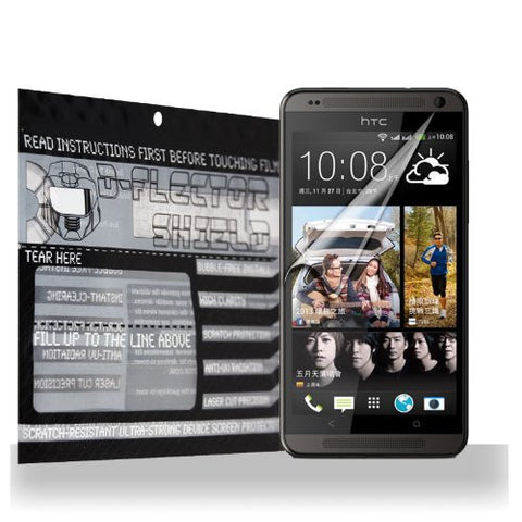 D-Flectorshield HTC Desire 700 Scratch Resistant Screen Protector - Free Replacement Program