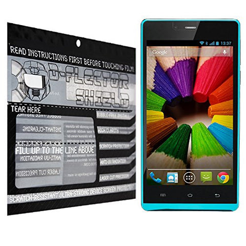 D-Flectorshield plum sync 5.0 Scratch Resistant Screen Protector - Free Replacement Program