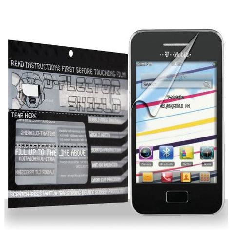 D-Flectorshield T-Mobile Energy Scratch Resistant Screen Protector - Free Replacement Program