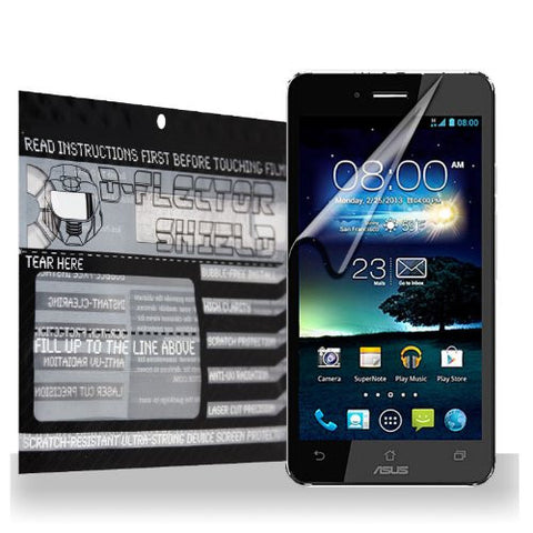 D-Flectorshield Asus PadFone Infinity Lite Scratch Resistant Screen Protector - Free Replacement Program