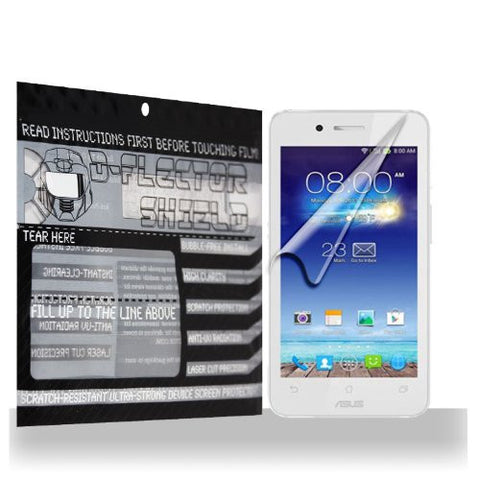 D-Flectorshield Asus PadFone Mini Scratch Resistant Screen Protector - Free Replacement Program
