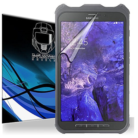D-flectorshield Samsung Galaxy Tab Active Scratch Resistant Screen Protector - Free Replacement Program