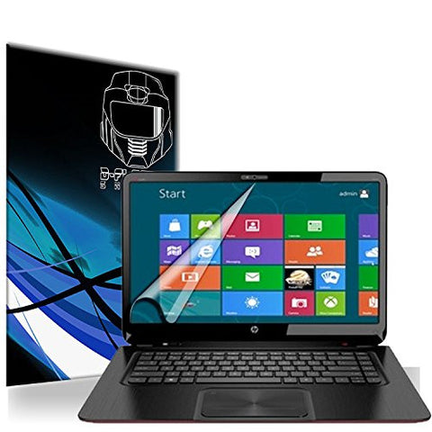 D-Flectorshield Screen Protector for HP Spectre 13 X2 Laptop Scratch Resistant / Self Healing Technology / HD Clarity / lint and bubble free Installation