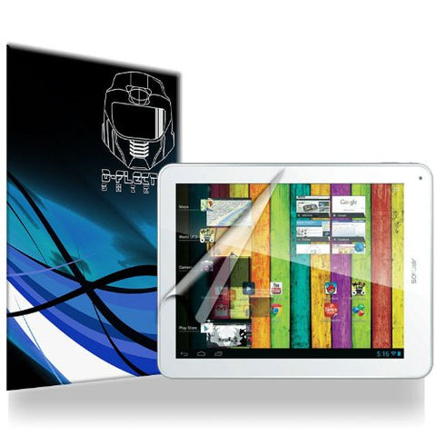 D-Flectorshield Archos 97 Titanium HD Scratch Resistant Screen Protector - Free Replacement Program