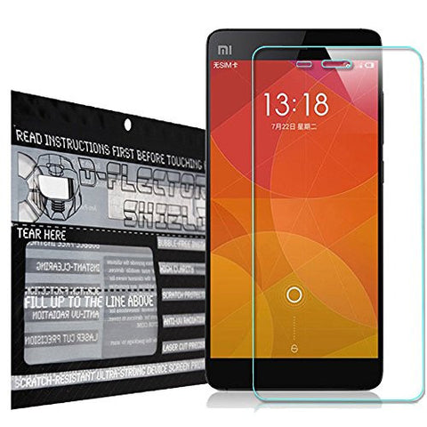 DFlectorshield Premium Scratch Resistant Screen Protector for the Xiaomi Mi 4i