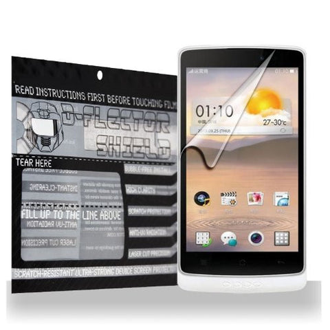 D-Flectorshield Oppo R833T Scratch Resistant Screen Protector - Free Replacement Program
