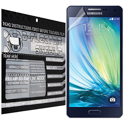 D-Flectorshield Samsung Galaxy A5 Scratch Resistant Screen Protector - Free Replacement Program
