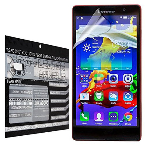 D-Flectorshield Lenovo P90 Scratch Resistant Screen Protector - Free Replacement Program