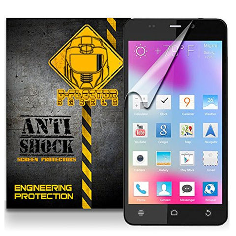 D-Flectorshield Blu-Life Pure Anti-Shock/military grade/ TPU /Premium Screen Protector / self healing / oleophobic material / EZ install / ultra high definition / scratch proof / bubble free install / precise laser cuts