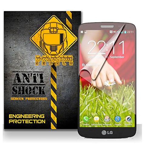 D-Flectorshield LG G2 MiniF Anti-Shock/military grade/ TPU /Premium Screen Protector / self healing / oleophobic material / EZ install / ultra high definition / scratch proof / bubble free install / precise laser cuts