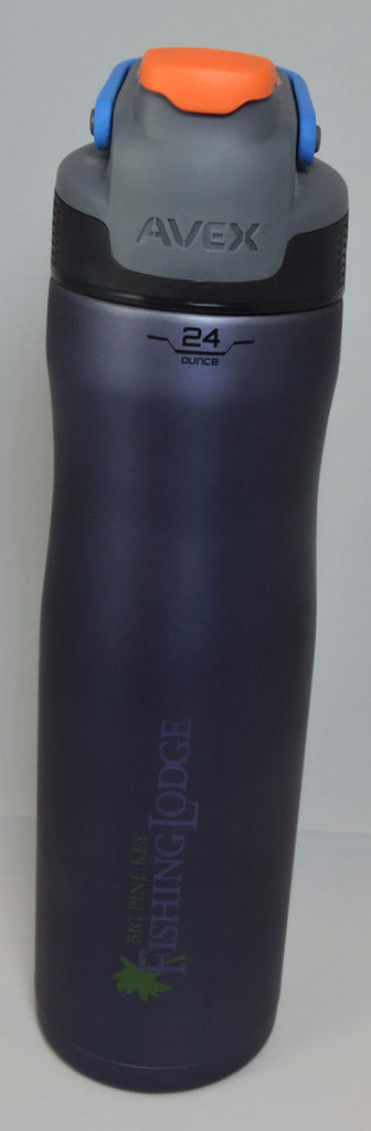 AVEX Brazos Autoseal Stainless Steel Insulated Water Bottle 24 oz