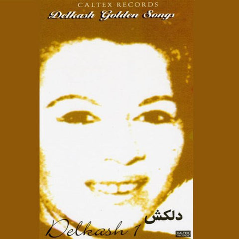 Delkash Golden Songs Vol 1 - 4 CD Box Set