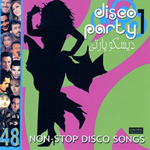Disco Party (Non-stop Disco Songs)