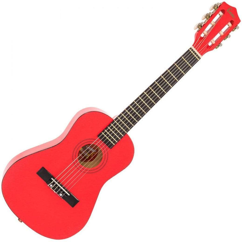 Buy 1/2 Size Red Kids Starter Guitar Pack at Guitar Crazy