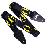 ACCESS ALL AREAS STRAPS Batman-Guitar-Strap By Access All Areas
